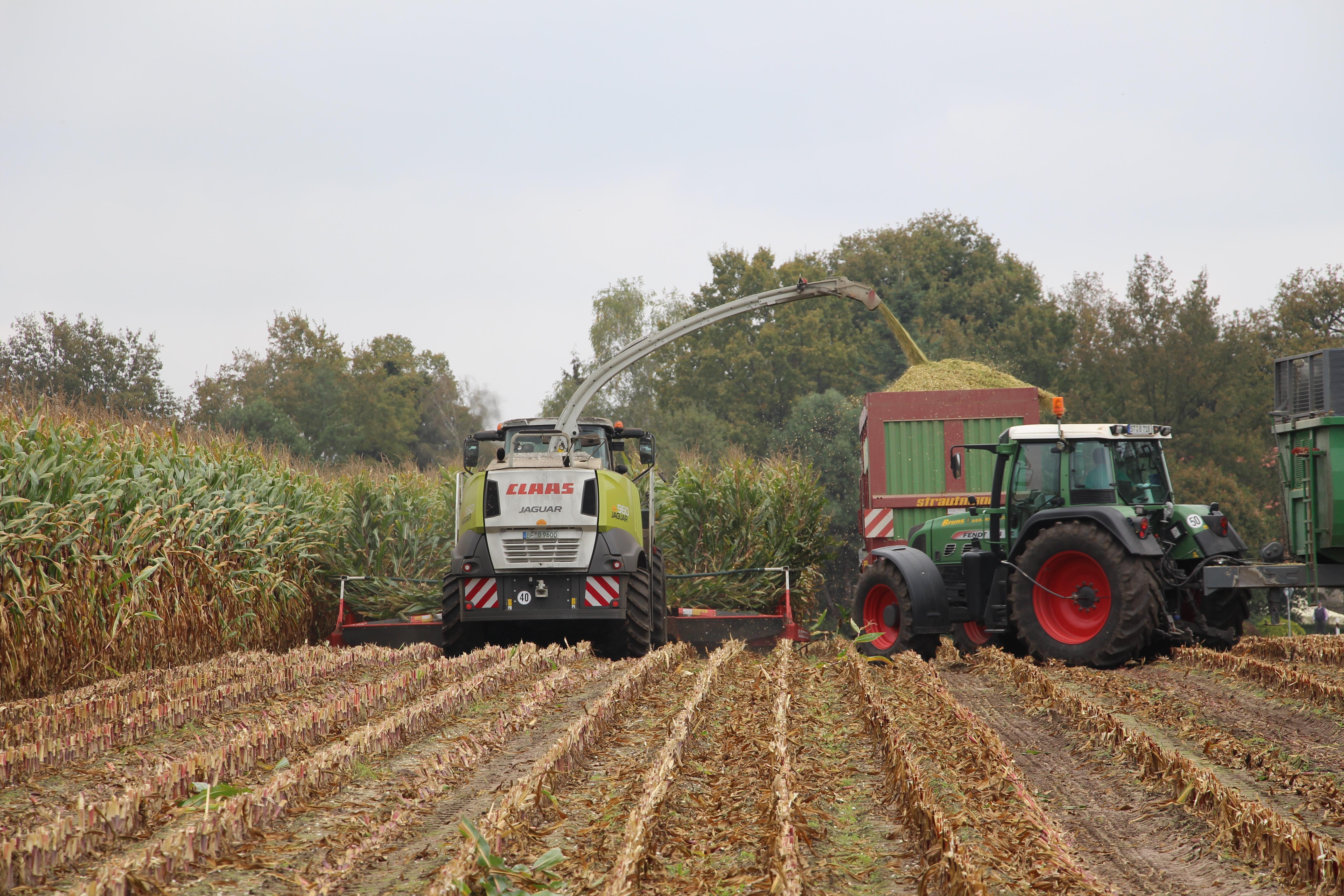 Bruns Agrarservice Ihr Lohnunternehmer Aus Greven